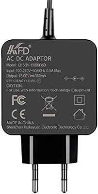 KFD Cargador de Afeitadora Eléctrico de 15V 360mA para Philips ...