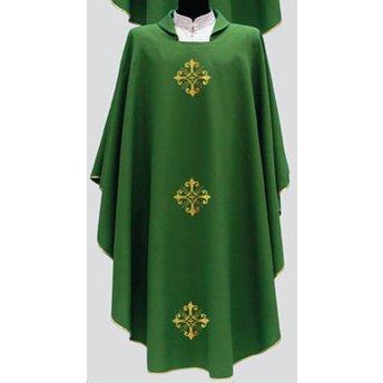Primavera Style Chasuble with Three Crosses