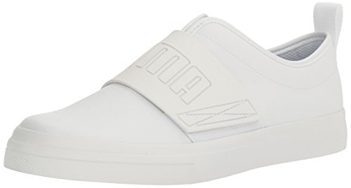 Sneaker da uomo El Rey Fun Fashion, Puma White / Puma White, 14 M US