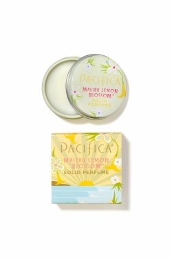 Malibu Lemon Blossom .33oz Solid Perfume -.33oz Brand: Pacifica - Pacifica Solid Perfumes