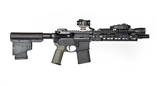 Pistol Storage Device AR15, pistol, brace type, -
