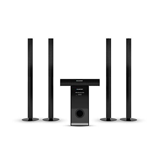 Blaupunkt SBW500 5.1 Channel Soundbar Home Theatre System