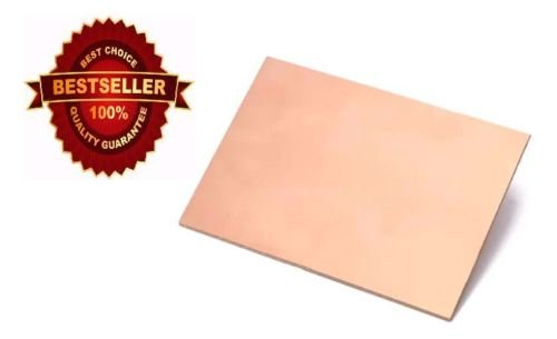 Technical HUT 6X4 Inch Size Copper Clad Board PCB 3 Unit FECL3