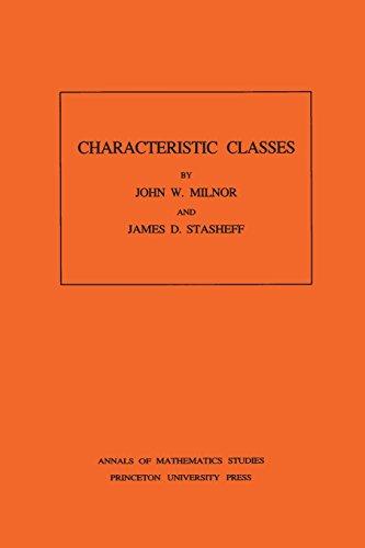 Characteristic Classes. (AM-76)