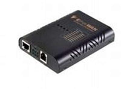 EtherWAN 10/100BaseTX Ethernet Extender, RJ11
