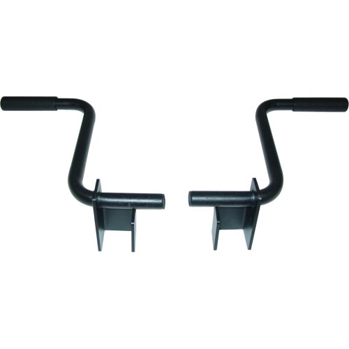 """Valor Fitness MB B Dip Handle Accessory Set for BD 11, BD 20 and BD 41 (fits 2.5"""" tubing)"""