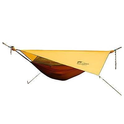 FHGJ Tente Hamac De Camping Ultra-Mobile Avec Moustiquaires