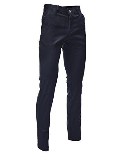FLATSEVEN Chino Trouser Premium Cotton