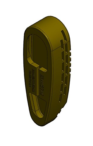 Missouri Tactical Products LLC ARecoil Pad Snap-On Recoil Pad for 6-Position Adjustable Stocks (FDE)