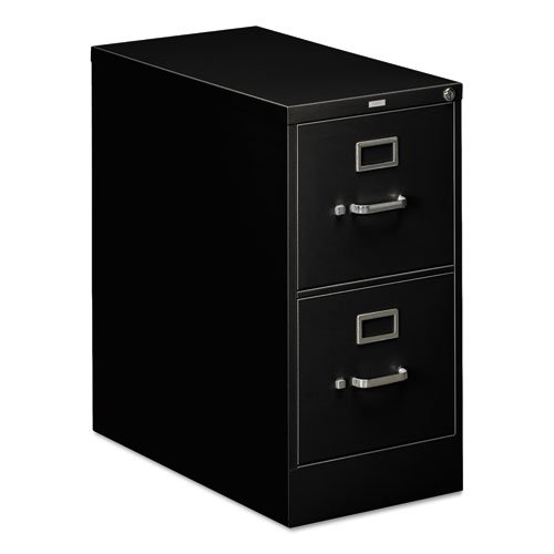 (HON 310 Series Vertical Files w/Locks-2 Drawer File, Vertical, Letter, 15