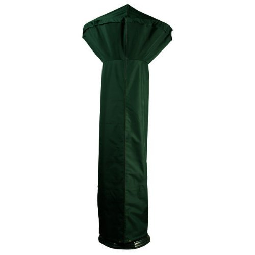 Polyester Patio Heater Cover - Garden Furniture Cover - Outdoor Patio Cover - Patio Heater Cover - Green by Bosmere (Image #1)