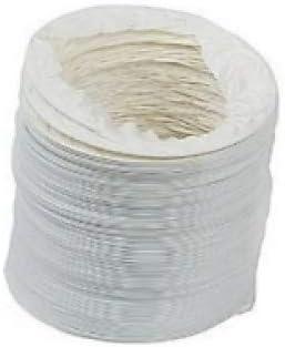Ventilación para Manguera de ventilación, 0, Color Blanco, 0