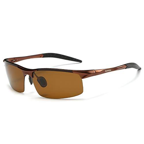 Gafas sunglasses Las la Gafas de antideslumbrantes protección Gafas de C Hombre de Deportivas C de magnesio Sol polarizadas HD400 Sol polarizadas Aluminio Mjia 5fxpwPdFqP