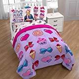 Jojo Siwa Comforter and Sheets Premium Bedding Set (Full Size) - Premium Bedding Set