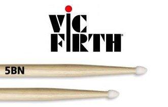 - Vic Firth 3-Pair American Classic Hickory Drumsticks Nylon 5B