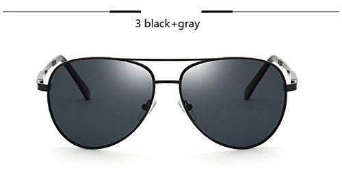 5b2241ecdf Amazon.com   BranXin(TM) New Fashion Polarized Pilot Oval Sunglasses Men  Brand Designer Metal Frame Mirror Sun Glasses Male Sport Outdoor Driving  Eyewear ...