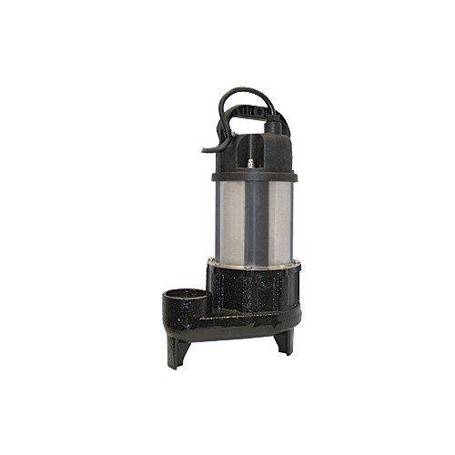 WGFP-75 Direct Drive Pond/Waterfall Pump, 4900 GPH, 115V -