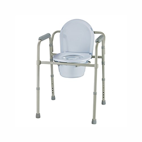 Roscoe Medical Three in One Folding Commode product image