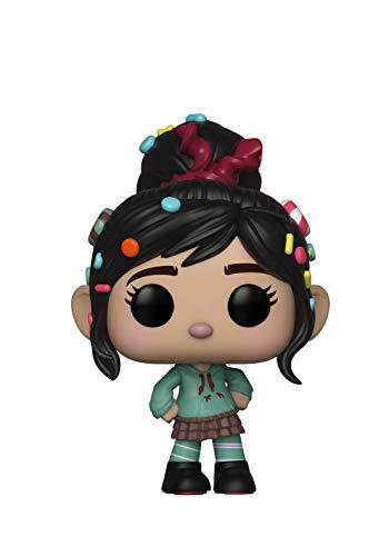 Funko 33411 Pop Disney: Wreck-It Ralph 2 -Vanellope Collectible Figure, Multicolor ()