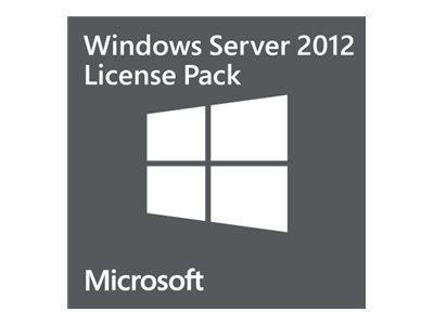 Microsoft 6VC-01756 Windows 2012 Remote Desktop Services - License - 5 User CAL - Commercial - PC - English