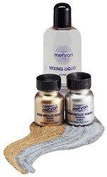 Mehron Poudre métallique 1 oz d'or