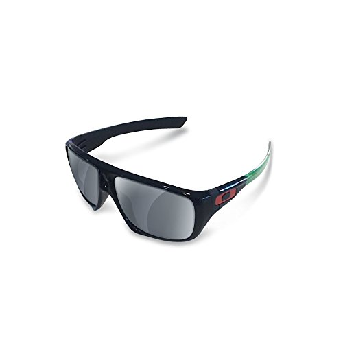 Dispatch Polarizadas gris Recambio 1 Oakley Ice de Lentes Restorer Sunglasses para Blue AzqOBx