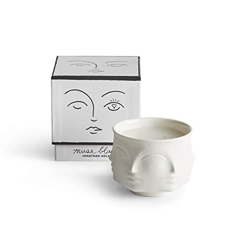 (Jonathan Adler Muse Blanc Scented Candle, White)