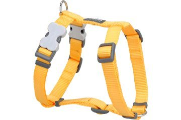 Red Dingo Dog Harness, Small, Yellow, My Pet Supplies