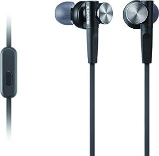 Sony MDR-XB50AP/B Extra Bass Earbud Headphones (Black) (B00JRD13T8) | Amazon price tracker / tracking, Amazon price history charts, Amazon price watches, Amazon price drop alerts