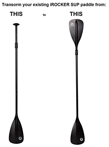 iRocker Kayak Paddle Blade Attachment (Blade Only)- For use with iRocker Aluminum Paddles Only (Sport SUP Models)
