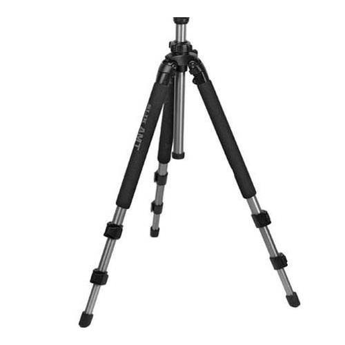 SLIK 500DX Pro Tripod Legs - Supports 10 lb (4.5 kg), Black (615-324) by Slik