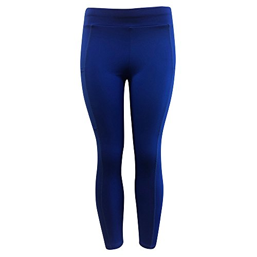 a75560b778f6cd URIBAKE ❤ Women's Workout Leggings Mid Waist Solid Fitness Sports Gym  Running Yoga Athletic Pants
