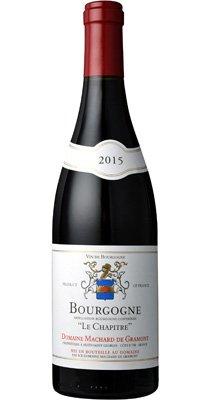 ドメーヌ・マシャール・ド・グラモン ブルゴーニュ ピノノワール ル・シャピトル[2015]赤(750ml) Domaine Machard de Gramont Bourgogne Le Chapitre[2015]
