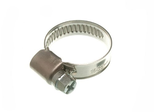 HOSE CLAMP JUBILEE CLIP 16MM - 25MM SS STAINLESS STEEL ( pack of 200 )