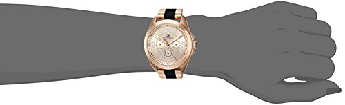 Tommy Hilfiger Women's 'SOPHISTICATED SPORT' Quartz and Stainless Steel Casual Watch, Color:Rose Gold-Toned (Model: 1781770) by Tommy Hilfiger (Image #1)