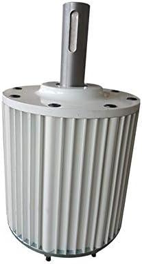 LQQ 2kw 48v / 96v / 120v / 220v Wechselstromausgang PMG Permanentmagnetgenerator Mit Niedriger Drehzahl,120v