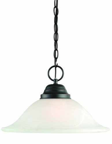 Alabaster Light Pendant in US - 3