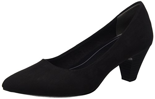Marco Tozzi Damen 22413 Pumps Schwarz (Black)