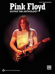 Pink Floyd: Guitar TAB Anthology Book (Guitar Floyd Books Tab Pink)