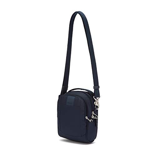 31m%2BiTwj5DL - Pacsafe Metrosafe Ls100 3 Liter Anti Theft Shoulder Bag - Fits 7 Inch Tablet