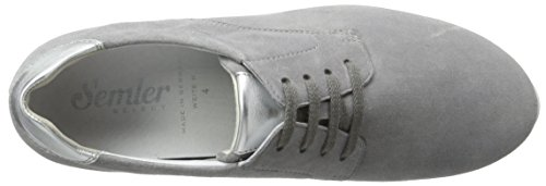 Donna silber Chrom 901 Sneaker Grigio Semler Nelly 8ncWFgRzwP
