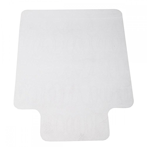 PVC Home Office Chair Protector Mat for Wood/Tile Floor BestMassage by BMS