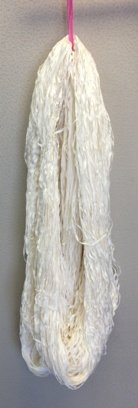 Undyed Silk Ribbon for Hand Dye - Natural Color (2mm)