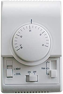NO LOGO L-Yune, Termostato de Ambiente AC220V, termostato de Fan ...
