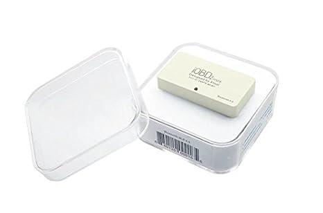 Daoming IOBD2 Mini Bluetooth OBD2 EOBD Coche Herramienta de diagnóstico para iphone y dispositivos Android: Amazon.es: Coche y moto