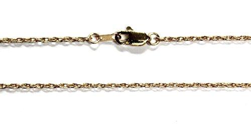 Goddess 14k Necklace (14Kt 14K Yellow 15