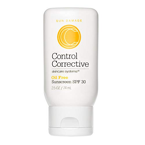 Control Corrective Oil-Free Sunscreen Lotion SPF 30, 2.5 - Oil Lightweight Free Sunscreen