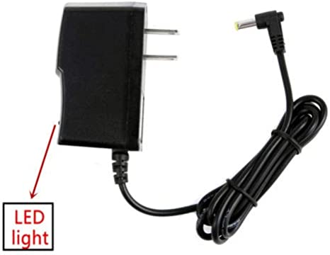 5V 1A AC//DC Wall Adapter Charger 4.0mm x1.7mm Cord For Model HP-5V2 Power Supply