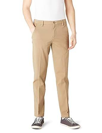 Dockers Smart 360 Flex Workday Slim Tapered Erkek Pantolon, New British Khaki Renk 29 - 32 Beden