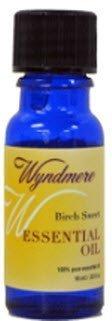 Wyndmere Naturals, Oil Sweet Birch, 0.33 Ounce